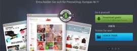 Quelle/Screenshot Prestashop.com