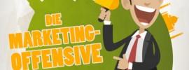 Titelbild Internethandel.de Nr 131 09-2014 Die Marketing-Offensive