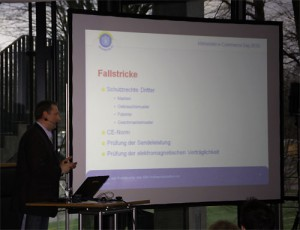 Impressionen vom Hitmeister E-Commerce Day